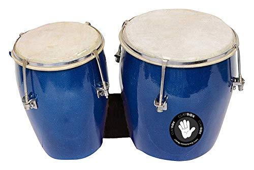Clapbox Bongo Drum - 2 Pcs set