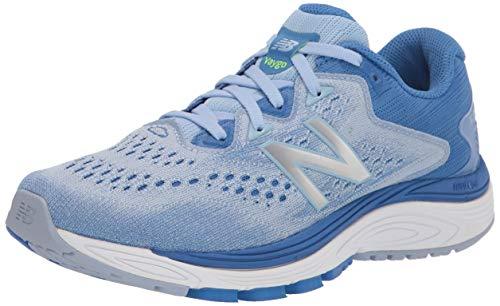 New Balance Women's Vaygo V1 Running Shoe, Faded Cobalt/Lime...