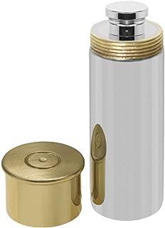 6 oz shotgun cartridge hip flask