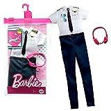 Barbie Pilote Mode Carrière Mattel GRC55 | Mode | Vêtements de Poupée