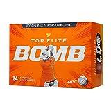 Top Flite Bomb Golf Balls (24 Pack)