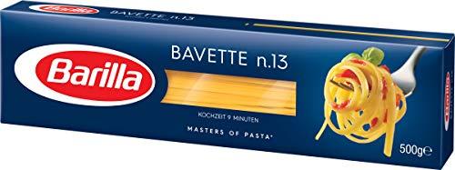 Barilla Hartweizen Pasta Bavette n. 13 – 8er Pack (8x500g) - 2