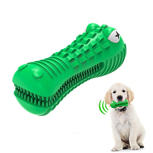 Dog Toothbrush Toys Dog Chew Toys for Aggressive Chewers Large Medium Breed Dog Toothbrush Toys for Cleaning Teeth Indestructible Outside Interactive Pets Training Toys