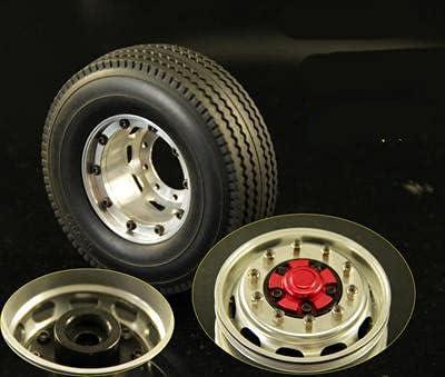 DNKKQ 1 14 Tractor Recommendation Trailer Ranking TOP16 Lock Hub Alloy Unpower Aluminum Wheel