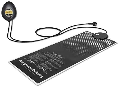 Carbon Heater IQ Carbon digital - 240 Watt - T.B.D intelligente energiespar Wasserbettheizung - ganzheitlich abgeschirmt