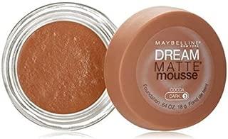 Maybelline Dream Matte Mousse Foundation – Cocoa