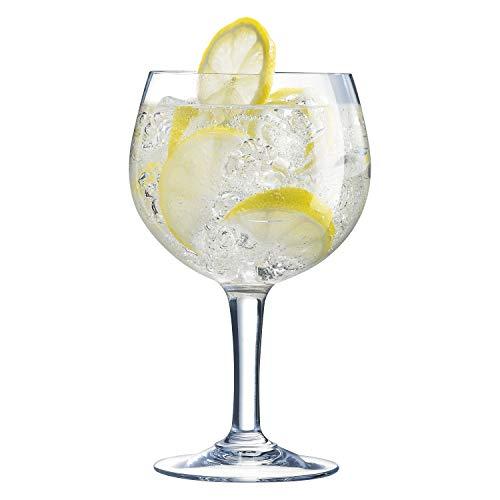 Copas de gin, de Arcoro Juniper, transparentes, 710 ml, 6 unidades