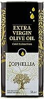 Ophellia Extra Virgin 100% FAMILLE fait de nos propres vergers à Héraklion, Crète, GRÈCE 100% NON-MÉLANGÉ PREMIÈRE HUILE D'OLIVE VIERGE EXTRA PRESSÉE À FROID Goût Comme les olives avec un arrière-goût poivré. ce coup de poing surprenant dans le fond ...