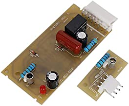 4389102 Refrigerator Ice Maker Sensor Control Boards Kit Compatible with Whirlpool Kenmore KitchenAid Maytag Jenn Air Replaces W10757851 W10290817 AP5956767 W10193666 ADC9102 2198586 PS557945 AP313751