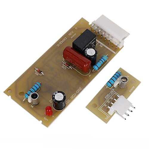 4389102 Refrigerator Ice Maker Sensor Control Boards Kit Compatible with...