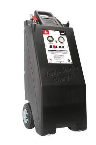 Learn More About SOLAR 3001 Wheeled Jump Starter / Battery Charger / Auto Air Compressor