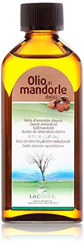huile naturel di mandorle dolci 100 ml