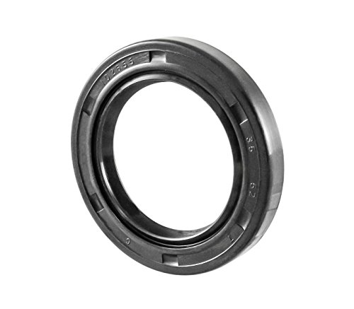 EAI Oil Seal 35mm X 52mm X 7mm TC Double Lip w/Spring. Metal Case w/Nitrile Rubber Coating