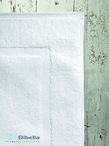 Dibella Dublin Badematte 50x70cm, schwere Qualität