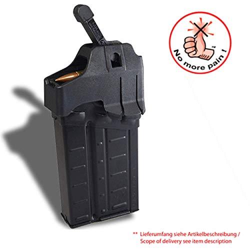 maglula T41/G3/HSG/HK91 LULA - 7.62 x 51mm / .308 Win. (LU25B)