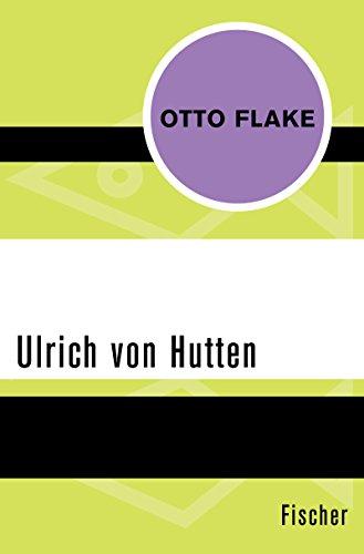 Ulrich von Hutten (German Edition)
