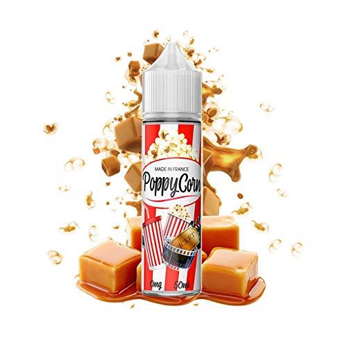 E-liquide PoppyCorn 50 ml 50/50 PG/VG - Sans nicotine ni tabac