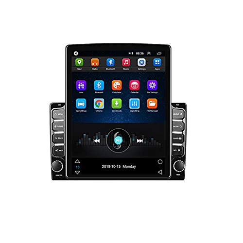 KCSAC 2 DIN Android Car Radio GPS Multimedia-Video-Player Universal 2Din Autoradio 9.7