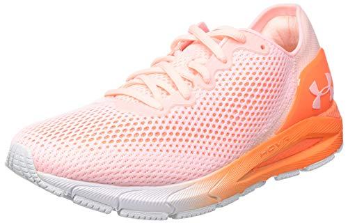 Under Armour 3023559-600_39, Zapatillas de Running Mujer, Rosa, EU