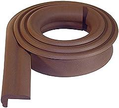 KidKusion Jumbo Edge Cushion, Brown