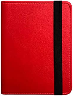 Capa Case Novo Kindle Paperwhite 10ªth Hibernação - Vermelho