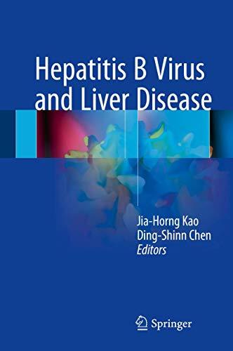 Hepatitis B Virus and Liver Disease