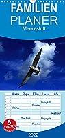 Meeresluft - Familienplaner hoch (Wandkalender 2022 , 21 cm x 45 cm, hoch): Impressionen von der Ostseekueste (Monatskalender, 14 Seiten )