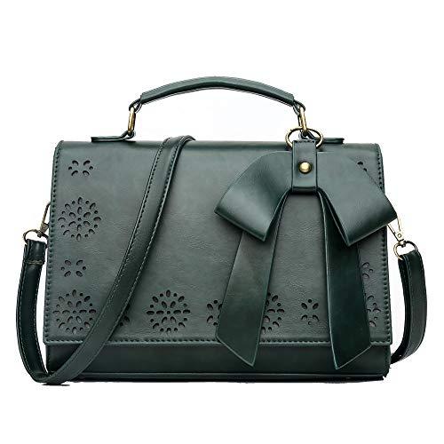 Pahajim Borsa a mano piccola borsa a tracolla in pelle con tracolla vintage borsa a tracolla vintage per la sera e il partito Borsa a tracolla piccola in pelle con cerniera