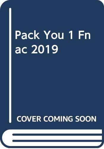 Pack You 1 Fnac 2019 (Crossbooks)