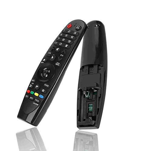 Sutinna TV-Fernbedienung Hochwertige ABS-TV-Fernbedienung für LG TV AM-MR600 AN-MR650