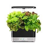 AeroGarden Harvest - With Heirloom Salad Greens Pod Kit (6-Pod)