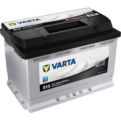 Type 096 Varta Autobatterie 12V 70Ah (Short Code: E13) (Varta DIN: 570 409 064)