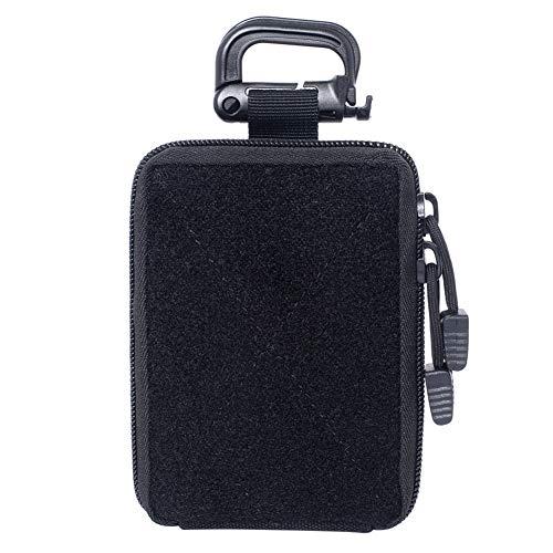 Habbuy Outdoor Kleinigkeiten Tasche, medizinische Tasche Packung Tasche Militärmappe Kleine Tasche Outdoor Jagdzubehör Weste Weise