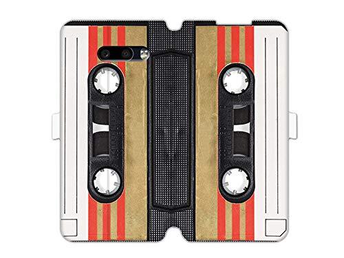 etuo Hülle für LG G8x ThinQ - Hülle Wallet Book Fantastic - Kassete Handyhülle Schutzhülle Etui Hülle Cover Tasche für Handy