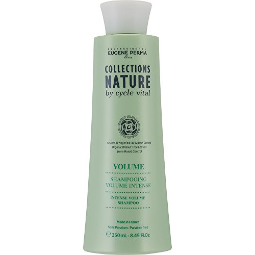 EUGENE PERMA Professionnel Shampooing Volume Intense 250 ml Collections Nature by Cycle Vital
