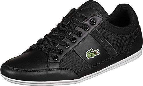 Lacoste Chaymon Sneaker Herren schwarz, 10 UK - 44.5 EU - 11 US