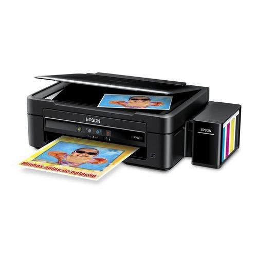 Impressora Multifuncional, Epson, EcoTank L380, Tanque de Tinta