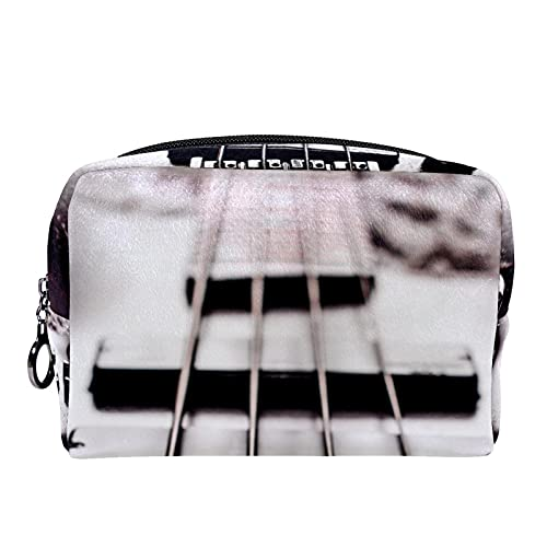 Bolsa de maquillaje compacta Neceser de viaje portátil para bolsas de cosméticos,bajo...