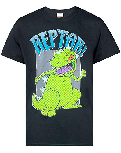 Nickelodeon Rugrats Reptar Men's T-Shirt (M)