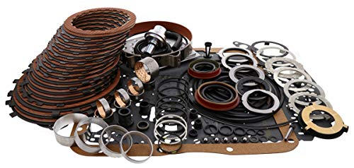 TH350 Turbo 350 Transmission Raybestos Stage 1 Deluxe Level 2 Rebuild Kit