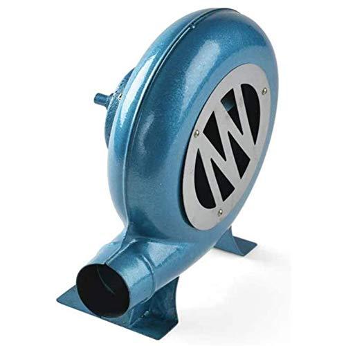 Blowers Ventilador de Mano de Engranaje de Hierro para Barbacoa de 200 W Soplador Manual de Herrero Ventilador de Palomitas de Maíz Acampar Actividades Al Aire Libre