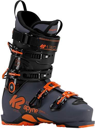 K2 - Chaussure De Ski Spyne 130 SV Vert Homme - Homme - Taille 25.5 - Noir