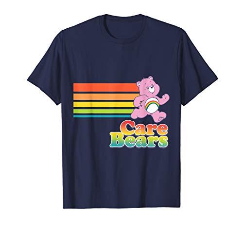 Care Bears Rainbow Stripes