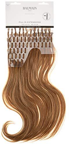 Balmain Extensions de cheveux humains - 100 pièces - Longueur 40 cm - N° 8A.9A - Blond cendré clair - 0,09501 kg