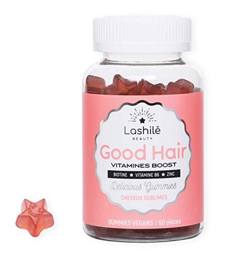 Lashilé - Good Hair Vitamines Boost - 60 pcs - 150g