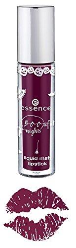 Essence Bootiful Nights Liquid Lipstick Mat N ° 03 You Make My Heart Go Boo Contenu : 4 ml liquide rouge à lèvres