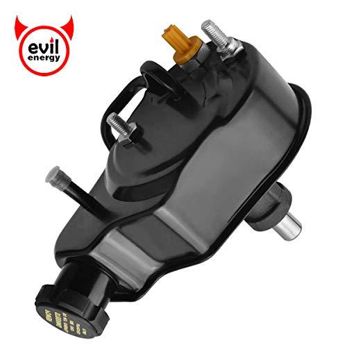 EVIL ENERGY Power Steering Pump Power Assist Pump Replacement Compatible with GM Chevrolet Silverado 2500HD/3500 GMC Sierra Yukon XL