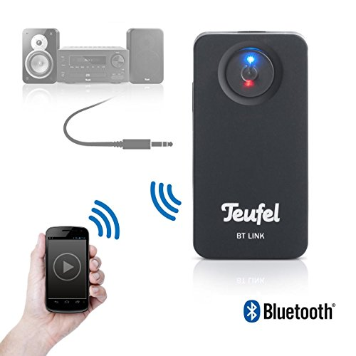 Teufel BT Link Bluetooth Adapter Schwarz