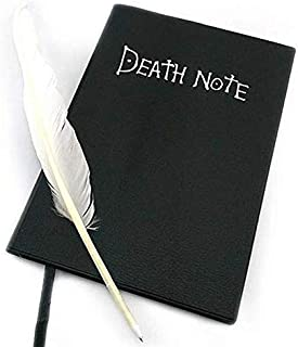 Stationery Supplies Paper & Notebooks - Death Note book Lovely Fashion Anime Theme Death Note Cosplay Notebook School Large Writing Journal
