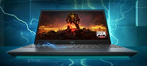 Product Image 2: 2020 Flagship Dell G5 15 Gaming Laptop 15.6″ FHD Display 10th Gen Intel Hexa-Core i7-10750H 64GB DDR4 1TB PCIe SSD 1TB HDD 4GB GTX 1650 Ti Backlit Thunderbolt HDMI Win 10 + iCarp Wireless Mouse